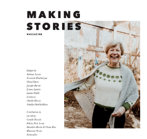 Making Stories Magazine [이슈 1]